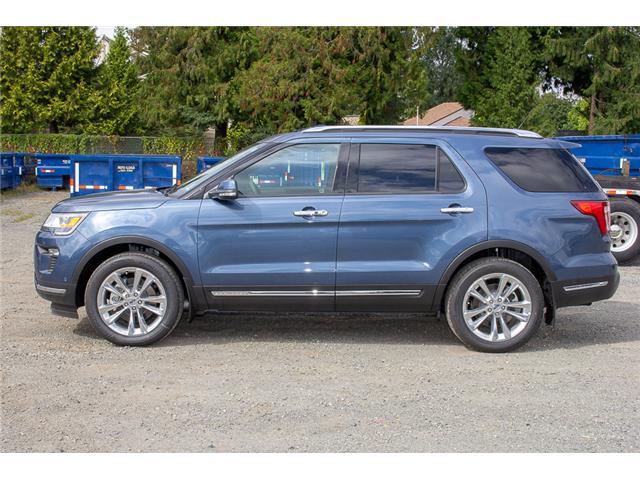 2018 Ford Explorer Limited (Stk: 8EX2059) in Surrey - Image 4 of 22