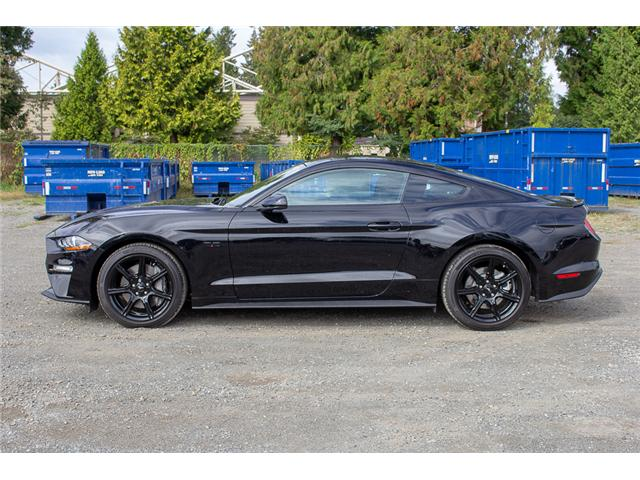 2019 Ford Mustang  (Stk: 9MU0979) in Surrey - Image 4 of 24