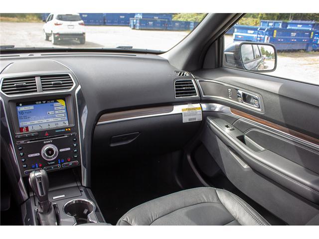 2018 Ford Explorer Limited (Stk: 8EX2059) in Surrey - Image 14 of 22
