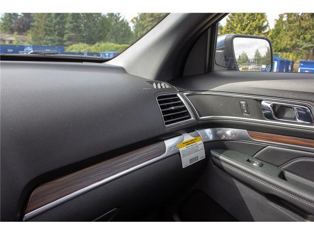 2018 Ford Explorer Limited (Stk: 8EX2059) in Surrey - Image 21 of 22