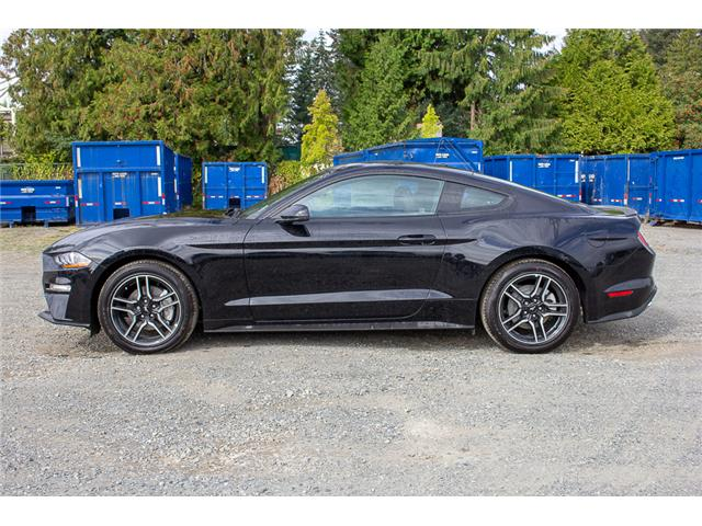 2019 Ford Mustang  (Stk: 9MU3124) in Surrey - Image 4 of 22