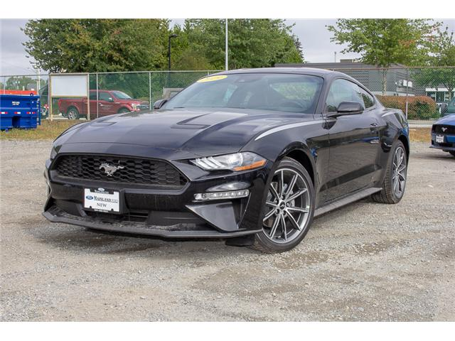 2019 Ford Mustang  (Stk: 9MU3125) in Surrey - Image 3 of 23
