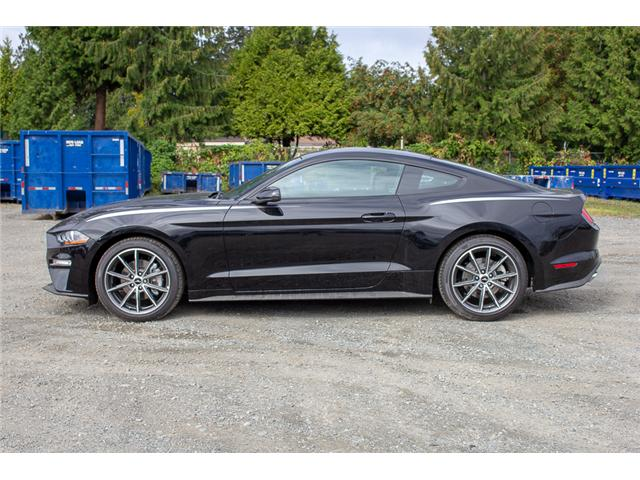 2019 Ford Mustang  (Stk: 9MU3125) in Surrey - Image 4 of 23