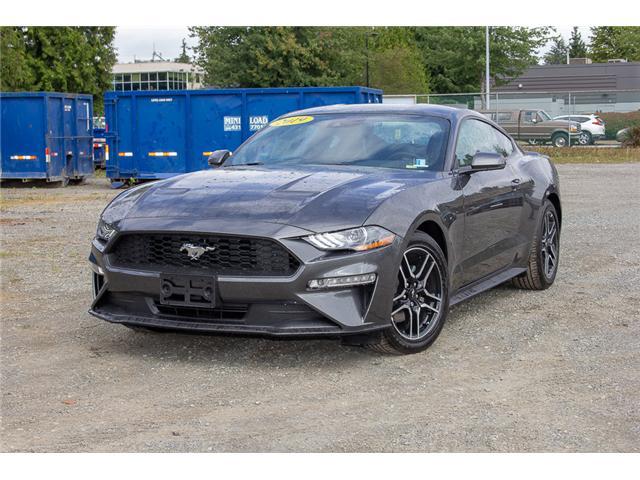 2019 Ford Mustang EcoBoost Premium (Stk: 9MU3126) in Surrey - Image 3 of 23