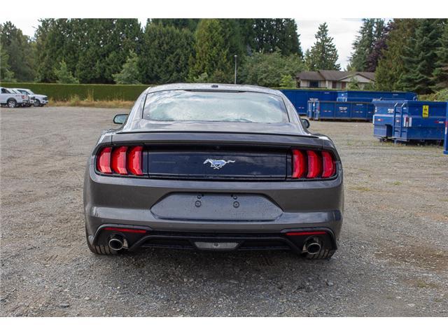 2019 Ford Mustang EcoBoost Premium (Stk: 9MU3126) in Surrey - Image 6 of 23