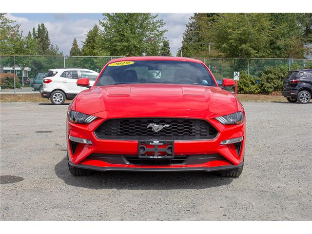 2019 Ford Mustang EcoBoost Premium (Stk: 9MU3127) in Vancouver - Image 2 of 23