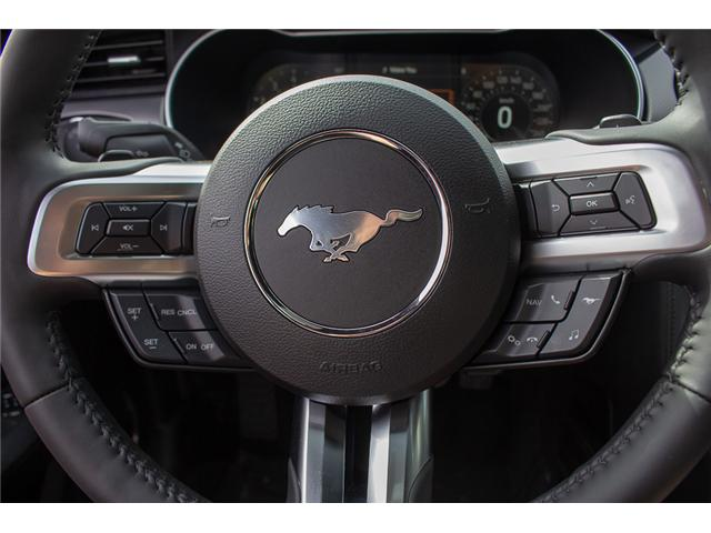 2019 Ford Mustang  (Stk: 9MU3124) in Surrey - Image 15 of 22