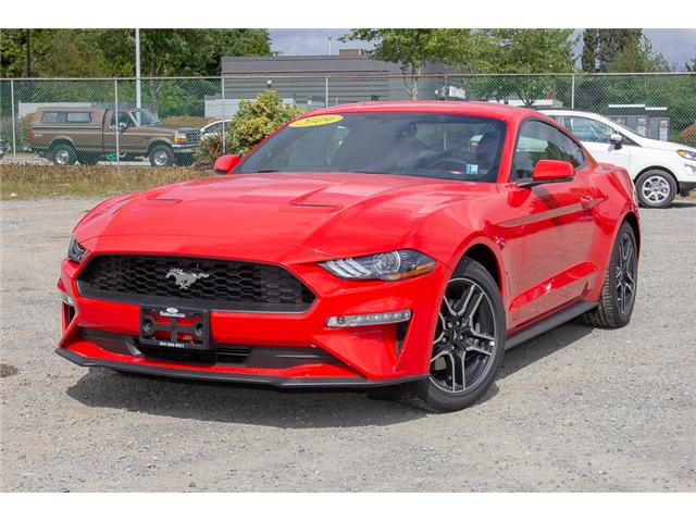 2019 Ford Mustang EcoBoost Premium (Stk: 9MU3127) in Vancouver - Image 3 of 23
