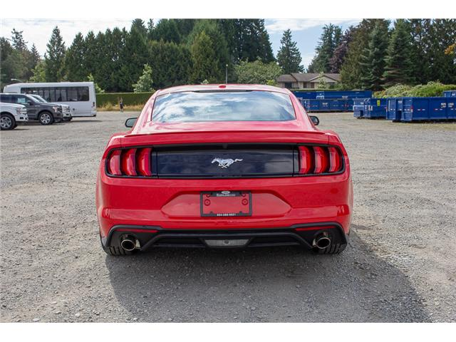 2019 Ford Mustang  (Stk: 9MU3127) in Surrey - Image 6 of 23