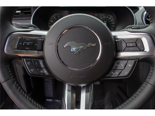 2019 Ford Mustang EcoBoost Premium (Stk: 9MU3126) in Surrey - Image 16 of 23