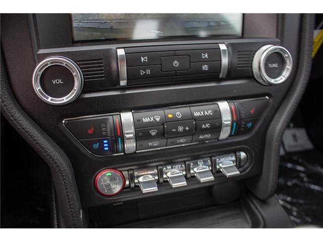2019 Ford Mustang EcoBoost Premium (Stk: 9MU3126) in Surrey - Image 20 of 23