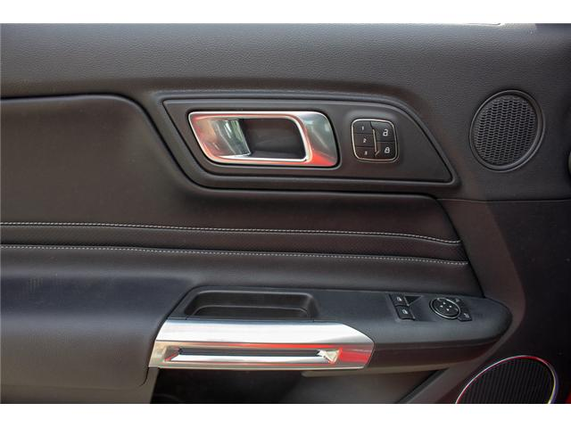 2019 Ford Mustang EcoBoost Premium (Stk: 9MU3127) in Surrey - Image 13 of 23