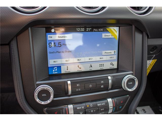 2019 Ford Mustang EcoBoost Premium (Stk: 9MU3127) in Surrey - Image 16 of 23