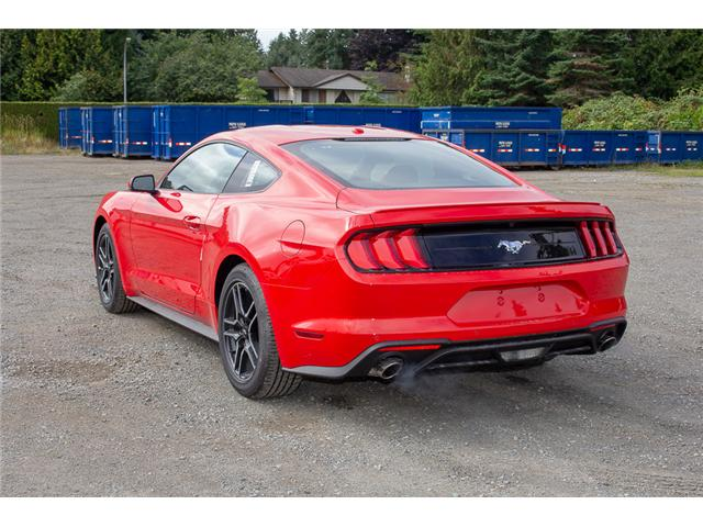 2019 Ford Mustang EcoBoost Premium (Stk: 9MU3129) in Surrey - Image 5 of 21
