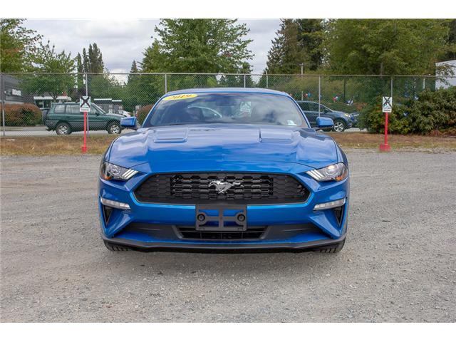 2019 Ford Mustang EcoBoost (Stk: 9MU5160) in Surrey - Image 2 of 21
