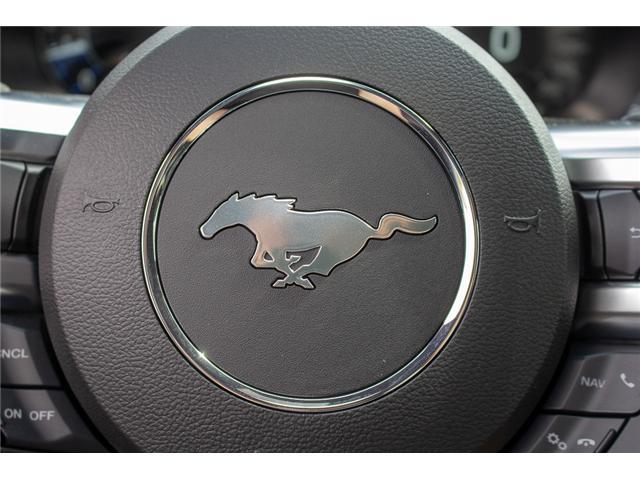2019 Ford Mustang EcoBoost Premium (Stk: 9MU3127) in Surrey - Image 22 of 23