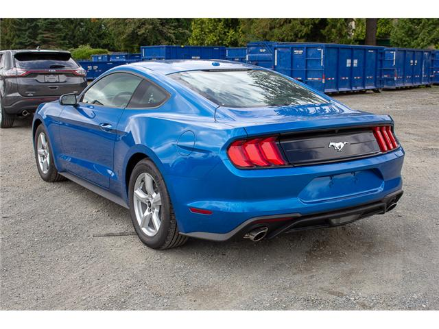2019 Ford Mustang EcoBoost (Stk: 9MU5160) in Surrey - Image 5 of 21