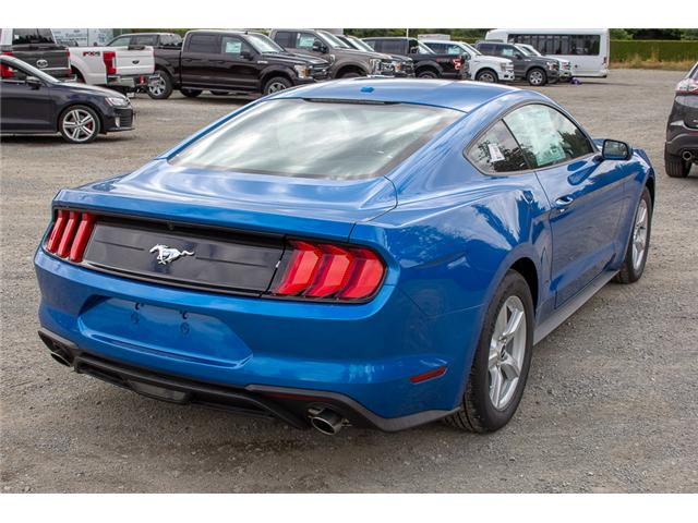 2019 Ford Mustang EcoBoost (Stk: 9MU5160) in Surrey - Image 7 of 21