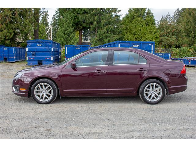 2012 Ford Fusion SEL (Stk: P1338A) in Surrey - Image 4 of 22
