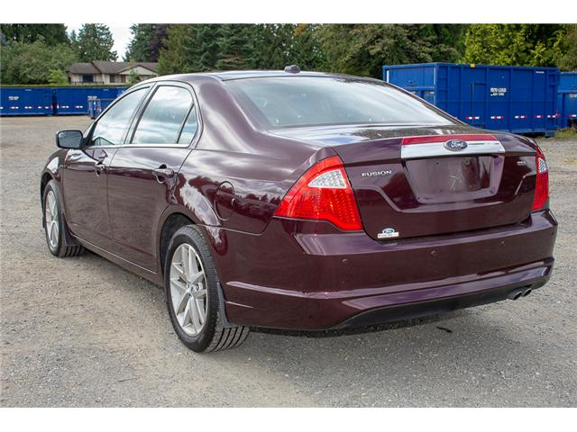 2012 Ford Fusion SEL (Stk: P1338A) in Surrey - Image 5 of 22