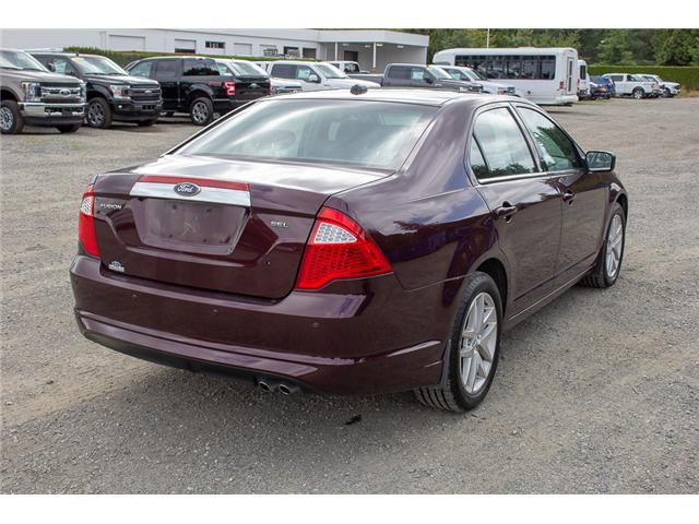 2012 Ford Fusion SEL (Stk: P1338A) in Surrey - Image 7 of 22