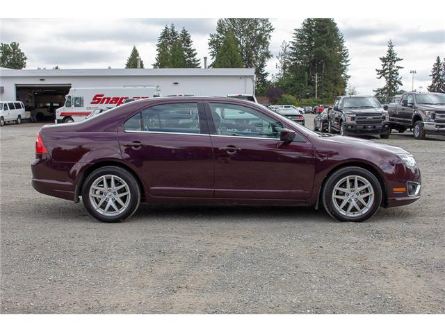 2012 Ford Fusion SEL (Stk: P1338A) in Surrey - Image 8 of 22