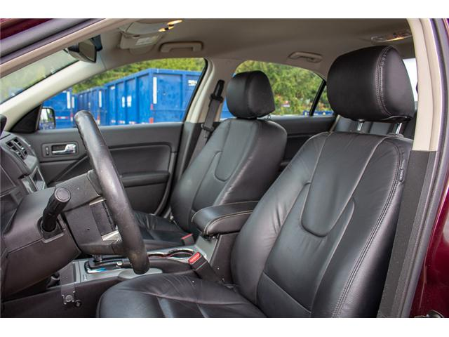 2012 Ford Fusion SEL (Stk: P1338A) in Surrey - Image 9 of 22