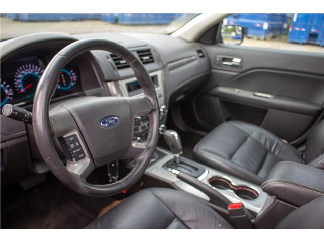 2012 Ford Fusion SEL (Stk: P1338A) in Surrey - Image 10 of 22