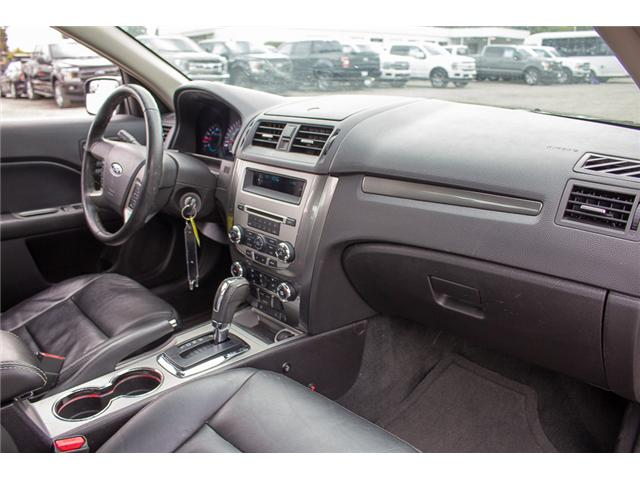 2012 Ford Fusion SEL (Stk: P1338A) in Surrey - Image 13 of 22