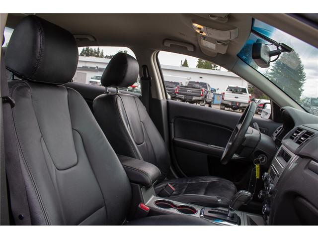 2012 Ford Fusion SEL (Stk: P1338A) in Surrey - Image 14 of 22