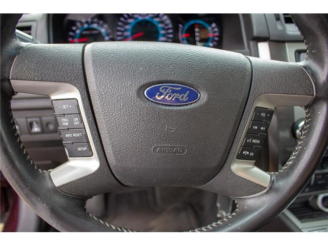 2012 Ford Fusion SEL (Stk: P1338A) in Surrey - Image 16 of 22