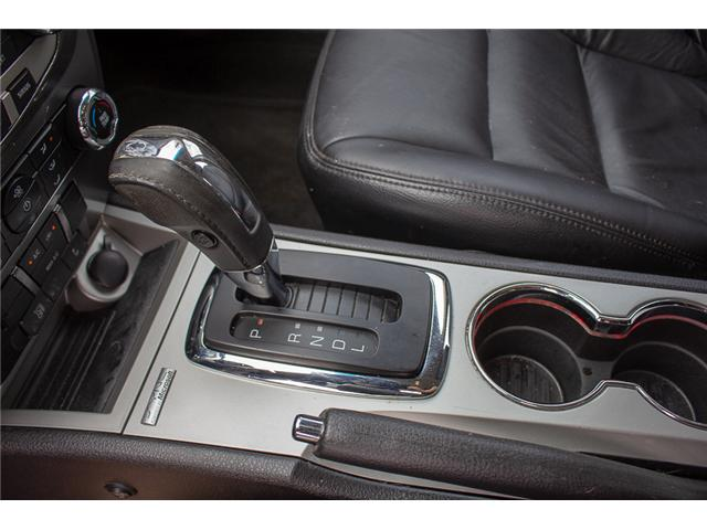 2012 Ford Fusion SEL (Stk: P1338A) in Surrey - Image 20 of 22