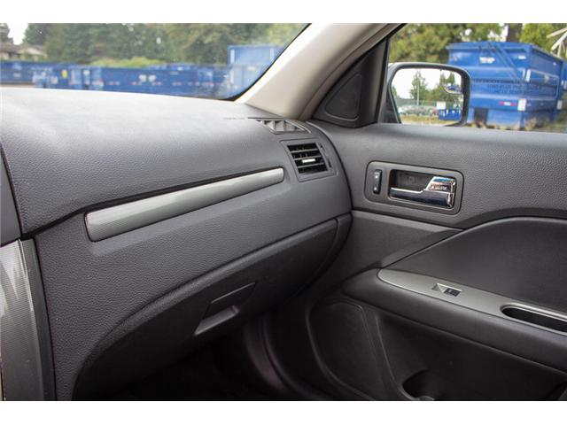 2012 Ford Fusion SEL (Stk: P1338A) in Surrey - Image 21 of 22