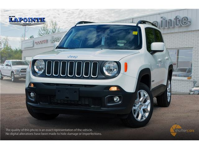 2018 Jeep Renegade North (Stk: 18308) in Pembroke - Image 1 of 20
