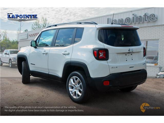 2018 Jeep Renegade North (Stk: 18308) in Pembroke - Image 4 of 20