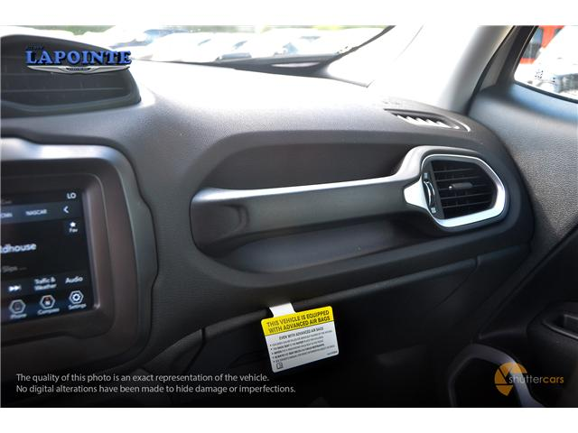 2018 Jeep Renegade North (Stk: 18308) in Pembroke - Image 18 of 20