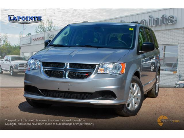 2019 Dodge Grand Caravan CVP/SXT (Stk: 19032) in Pembroke - Image 1 of 20