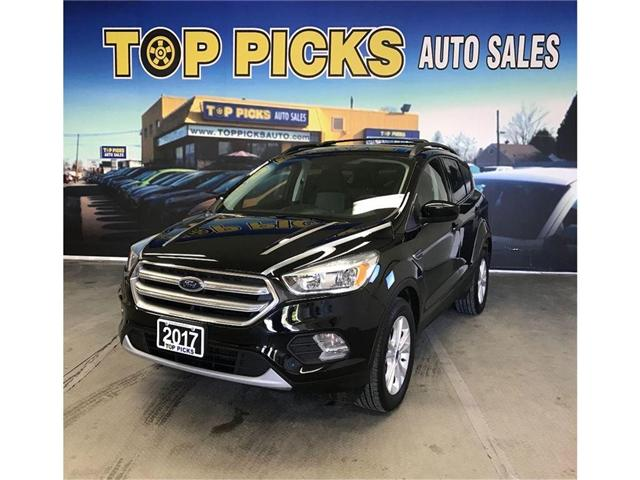 2017 Ford Escape SE (Stk: 81193) in NORTH BAY - Image 1 of 16