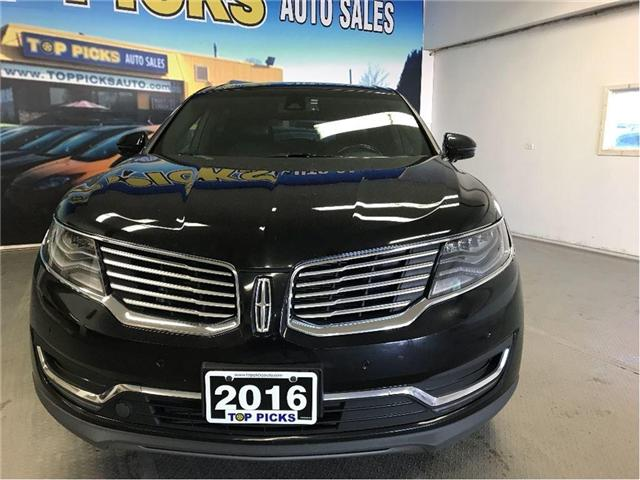 2016 Lincoln MKX Reserve (Stk: 45640) in NORTH BAY - Image 2 of 18
