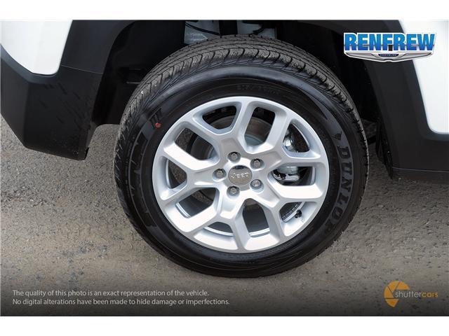 2018 Jeep Renegade North (Stk: J197) in Renfrew - Image 7 of 20
