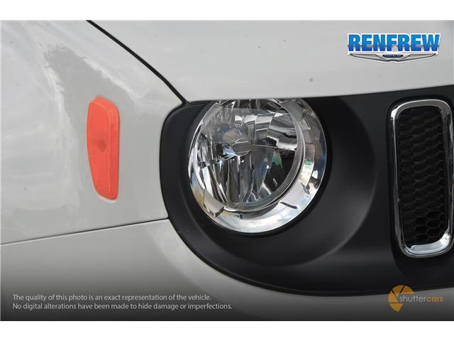 2018 Jeep Renegade North (Stk: J197) in Renfrew - Image 8 of 20