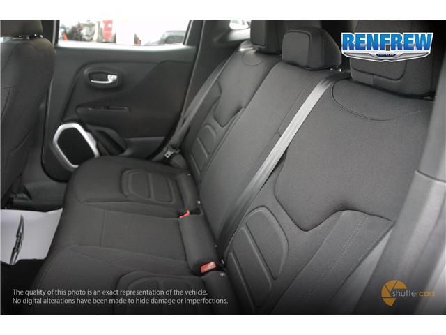 2018 Jeep Renegade North (Stk: J197) in Renfrew - Image 9 of 20