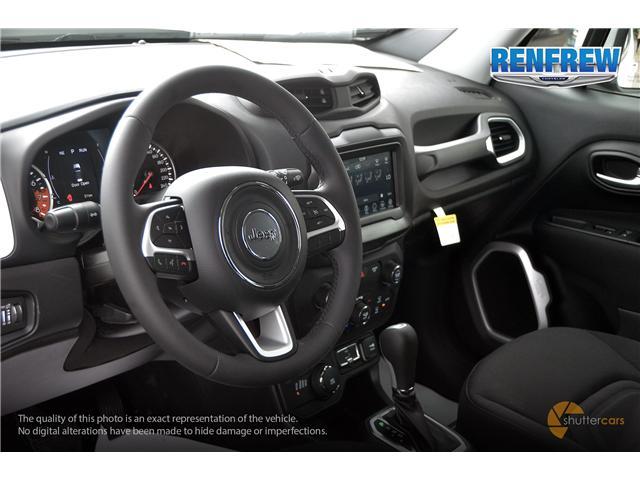 2018 Jeep Renegade North (Stk: J197) in Renfrew - Image 11 of 20