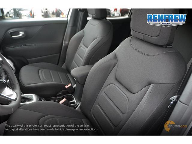 2018 Jeep Renegade North (Stk: J197) in Renfrew - Image 12 of 20