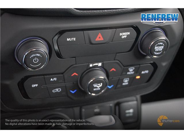 2018 Jeep Renegade North (Stk: J197) in Renfrew - Image 18 of 20