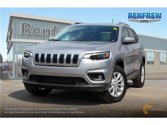 2019 Jeep Cherokee North (Stk: K018) in Renfrew - Image 1 of 20