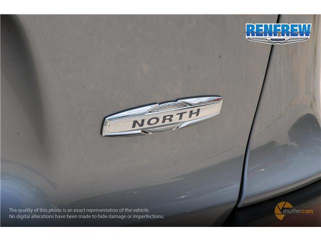 2019 Jeep Cherokee North (Stk: K018) in Renfrew - Image 6 of 20