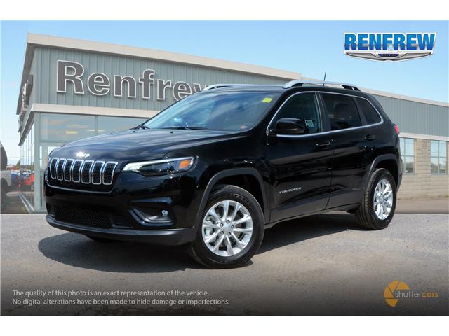 2019 Jeep Cherokee North (Stk: K019) in Renfrew - Image 2 of 20