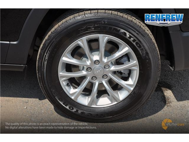 2019 Jeep Cherokee North (Stk: K019) in Renfrew - Image 7 of 20