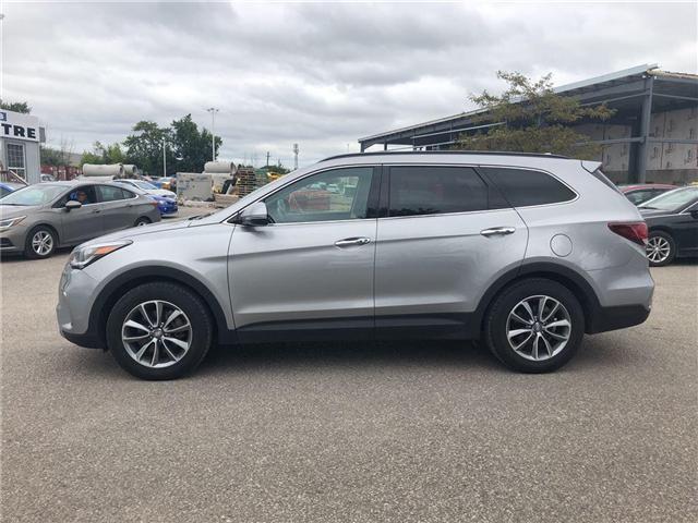 2018 Hyundai Santa Fe XL LUX (Stk: KM8SND) in Brampton - Image 2 of 14